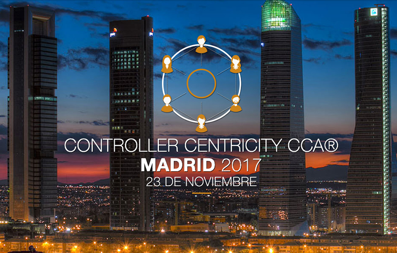 Controller Centricity CCA Madrid 2017