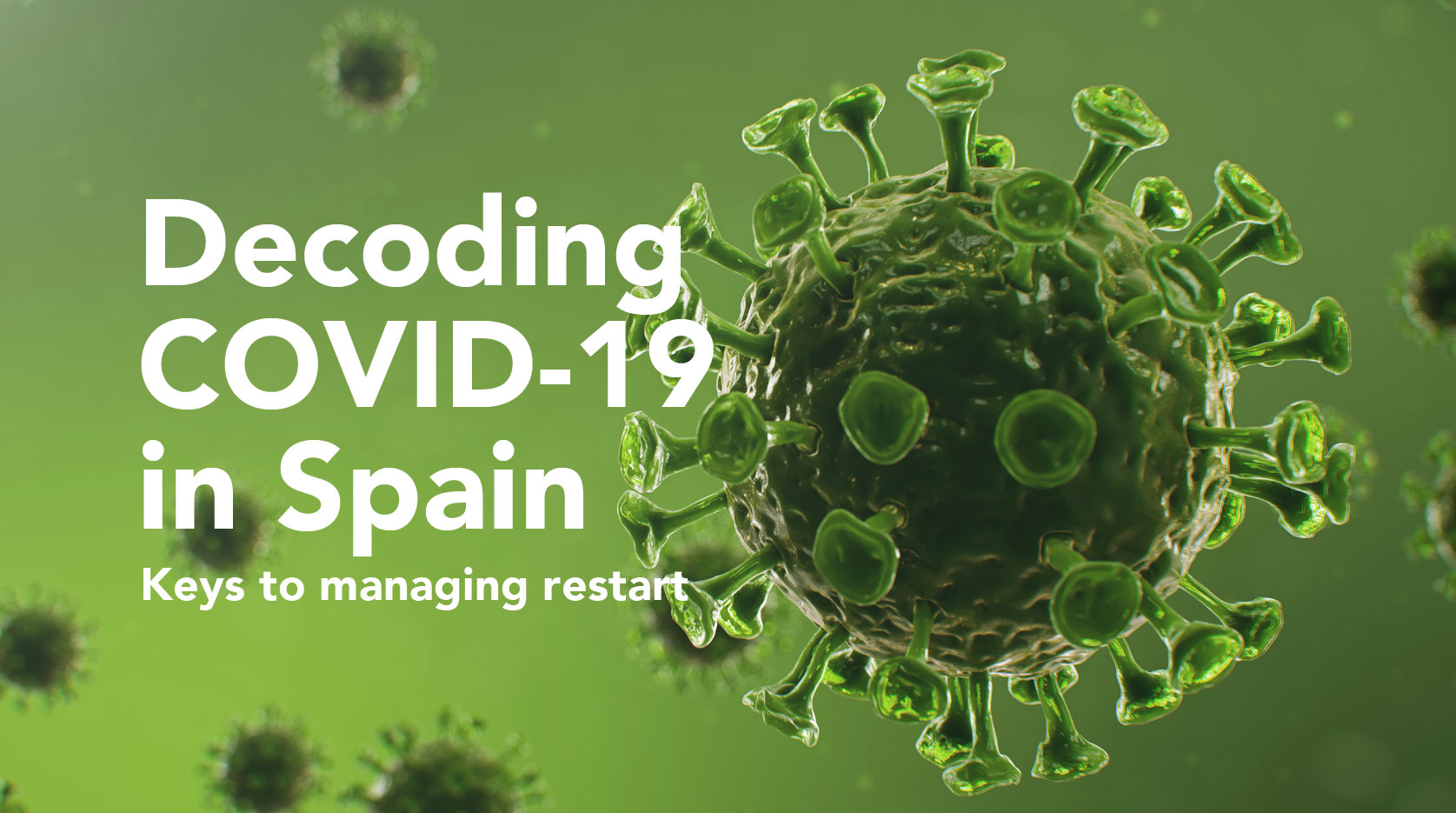 Decoding COVID-19 in Spain