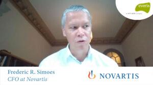 rederic R. Simoes CFO at Novartis