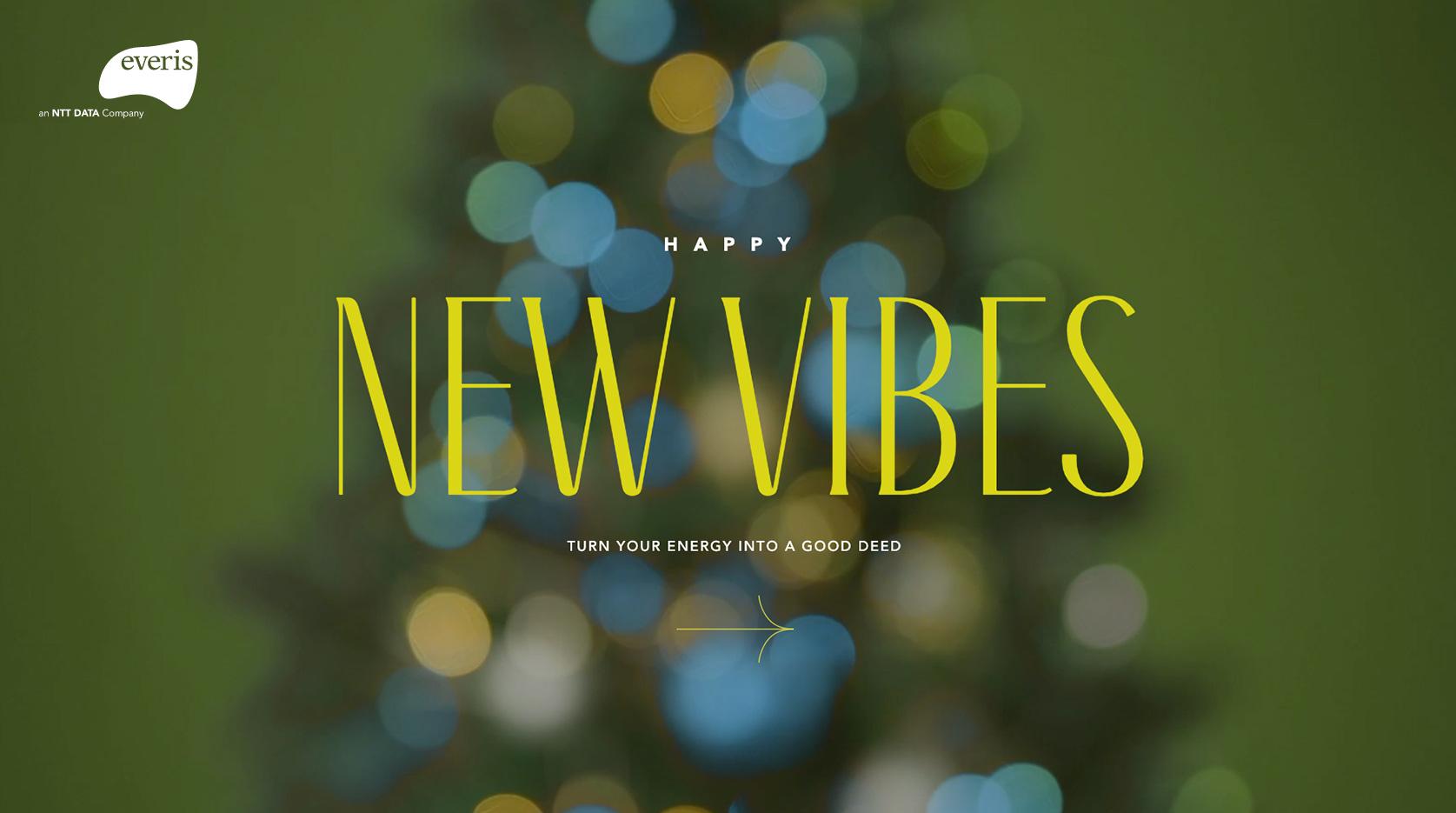 Happy New Vibes