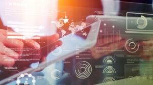 Finance Digital Transformation in a Service Company
