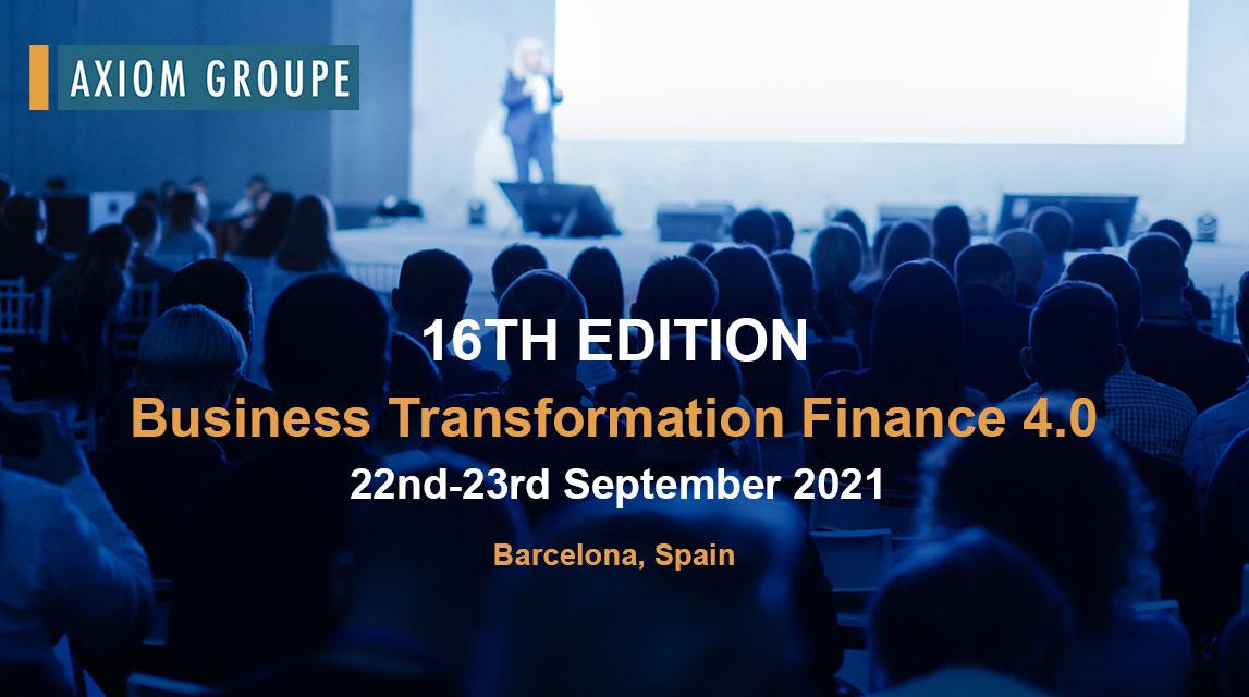 Business Transformation Finance 4.0